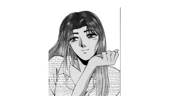 漫画版 長瀬 渚