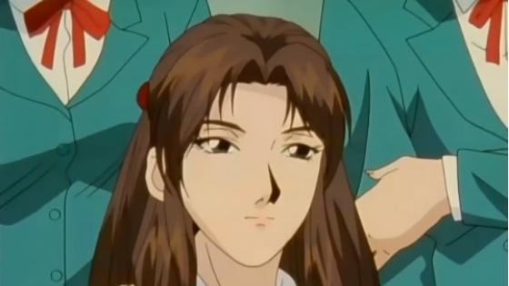 GTOアニメ登場人物上原杏子