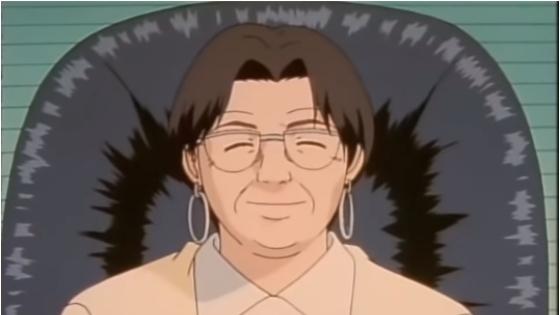 GTOアニメ登場人物桜井良子
