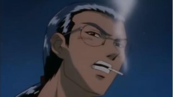 GTOアニメ登場人物弾間龍二