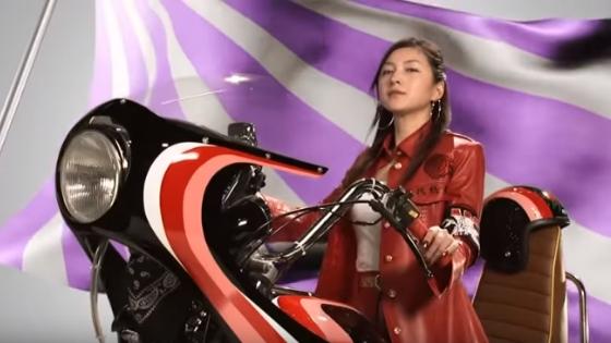 ヤスコとケンジ登場人物椿エリカ(広末 涼子)