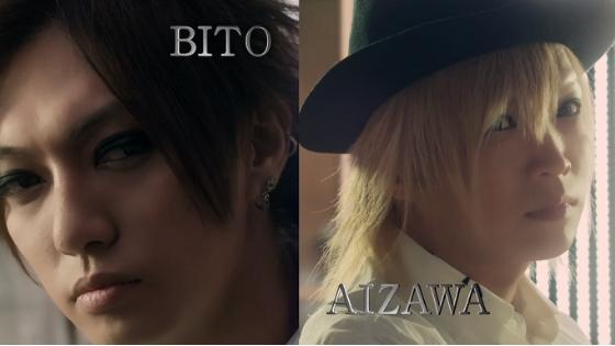 HiGH&LOW登場人物~AIZAWA&BITO(鬼龍院 翔&喜矢武 豊)~