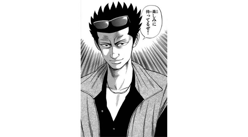 漫画クローズ登場人物~桐島 ヒロミ(きりしま ひろみ)~