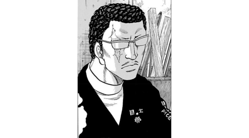 漫画ドロップ登場人物~渡 拳~