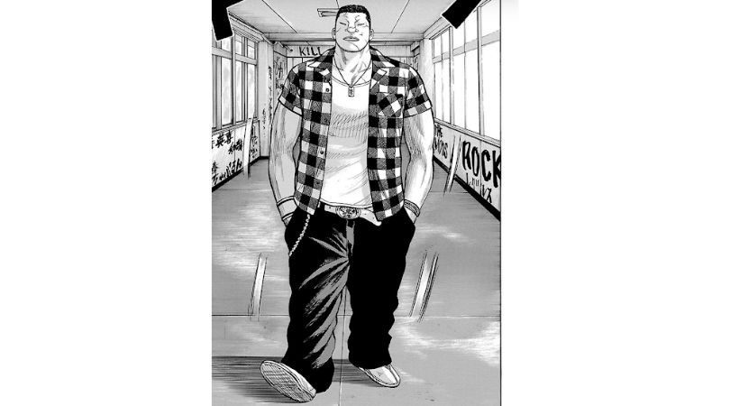 漫画WORST登場人物〜大善努(ツトム)〜